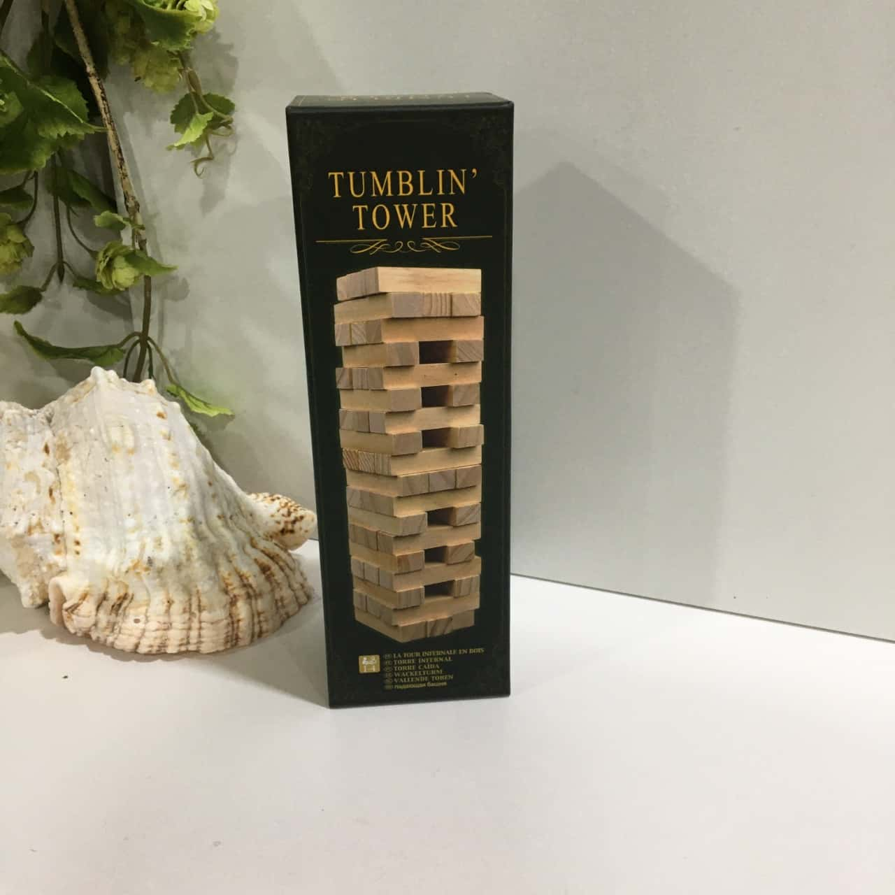 Tumblin Tower Game in Box