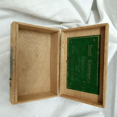 Henri Wintermans Cigar Box