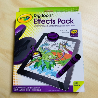 Crayola DigiTools Effects Pack for iPad