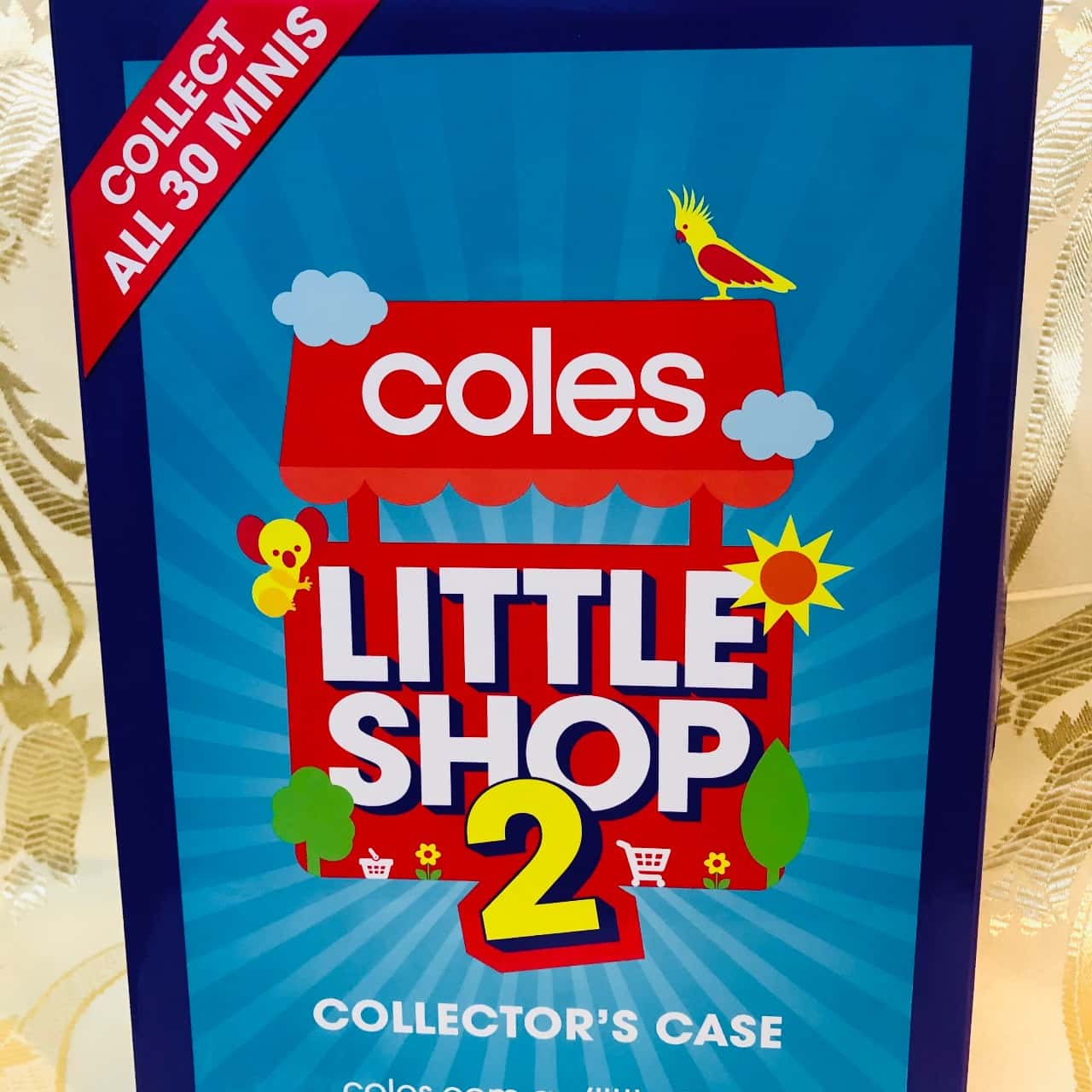 Little Shop 2 Collector's Case