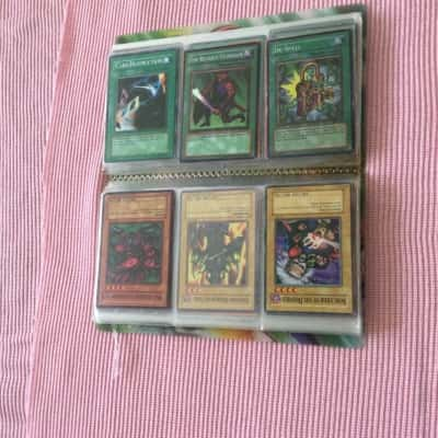 YU-GI-OH ! Fighter Cards in File
