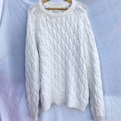H & M -Label of Graded Goods Jumper