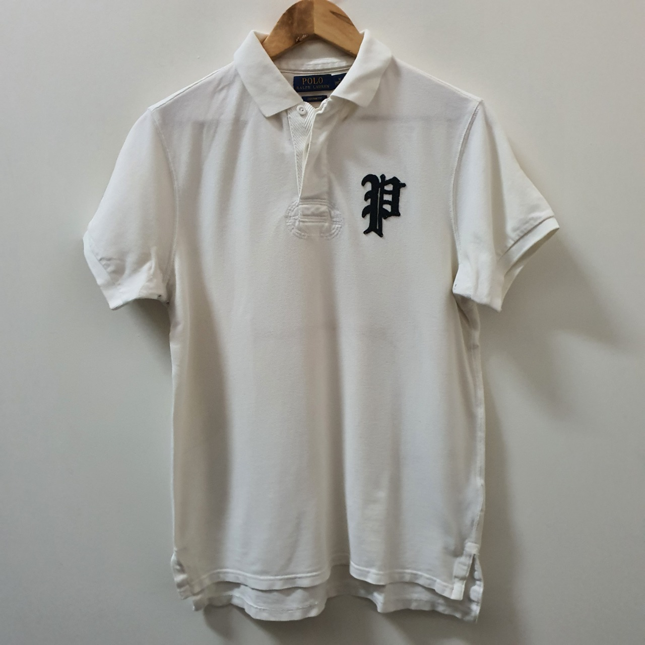 Men's 'Polo Ralph Lauren' Polo Shirt - Size M