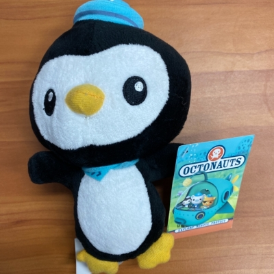 Peso The Penguin from Octonauts - New With Tags