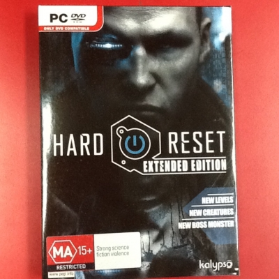 Hard reset extended edition PC game