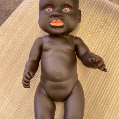 Netta black baby doll