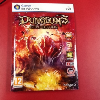 Dungeons Gold Edition PC game