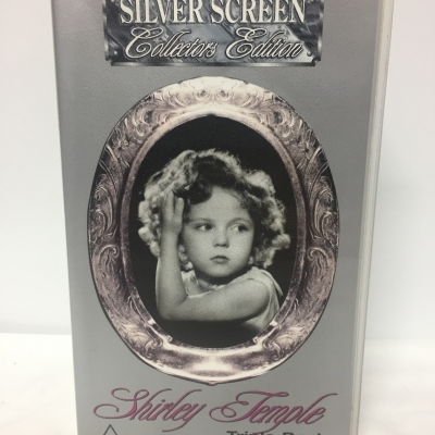 Shirley Temple VHS Triple Pack