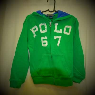 Polo Ralph Lauren Kids Size 5 Jackets Green