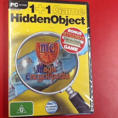 1+1 game hidden object PC game