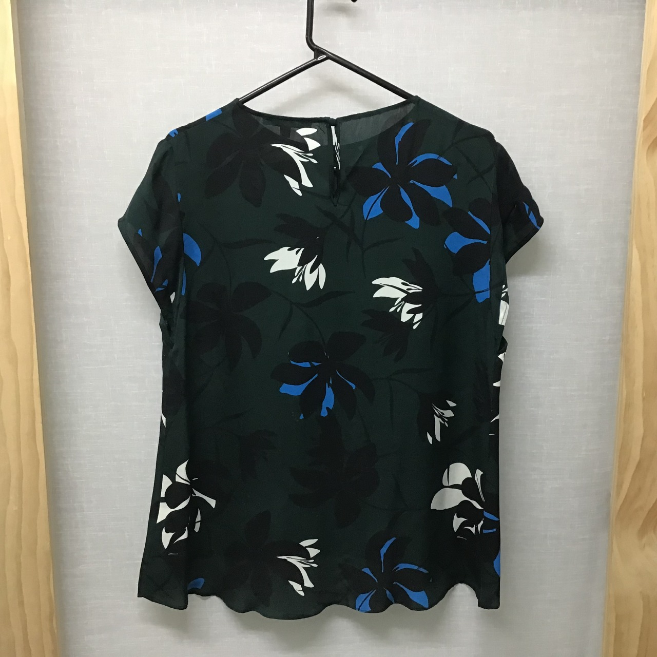 Lisa Ho, Silk top, Size 8 - 12